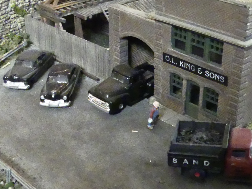 City Coal Yard