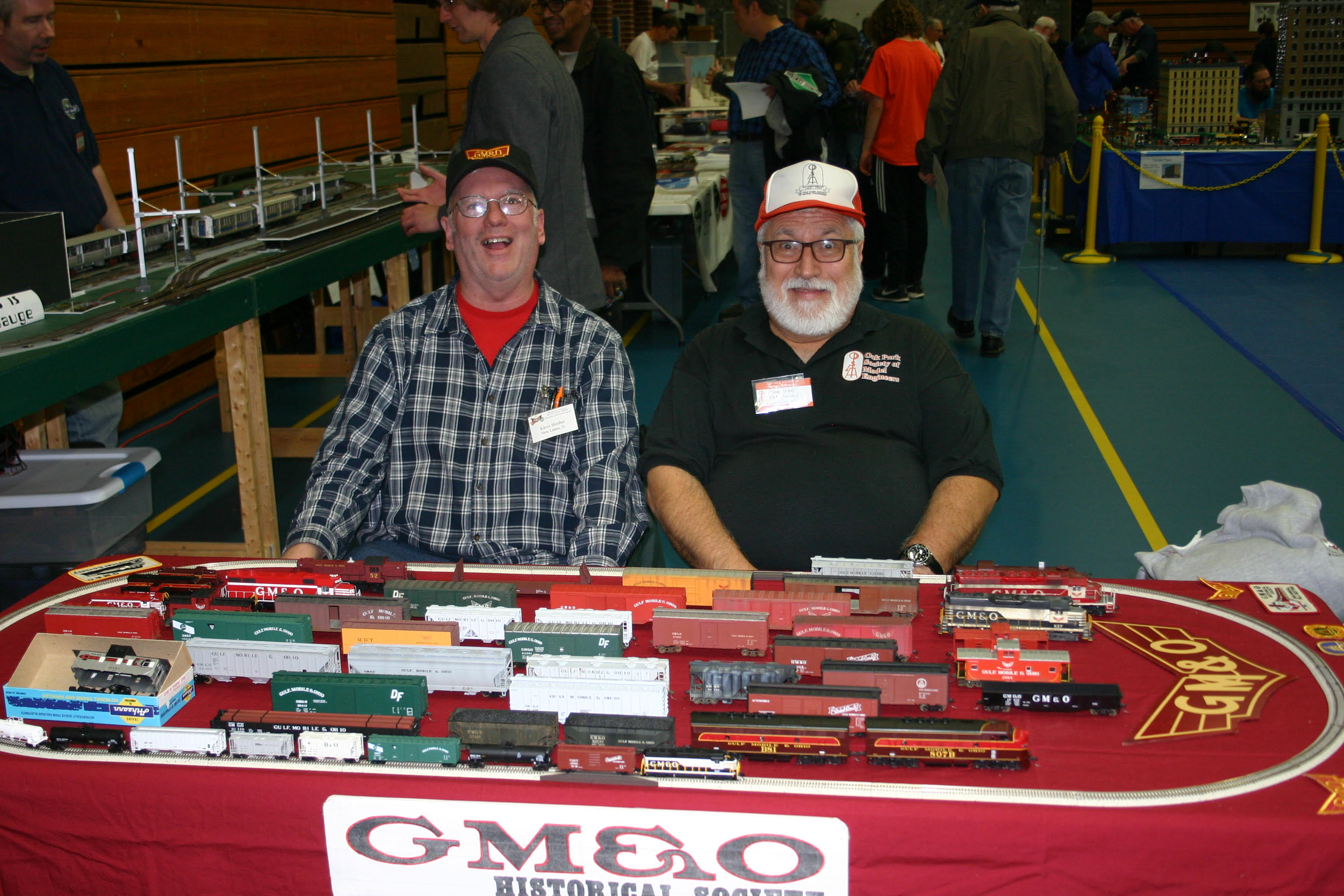 OPSME Supports RR Historical Societies